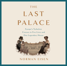 The Last Palace Cover