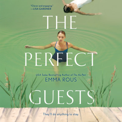 The Perfect Guests cover
