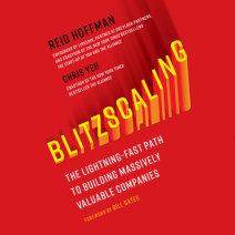 Blitzscaling Cover