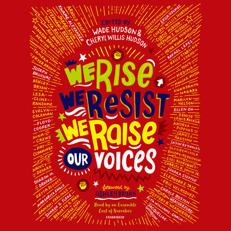 We Rise, We Resist, We Raise Our Voices by Cheryl Willis Hudson