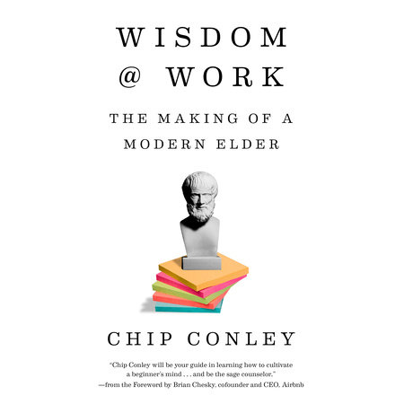 Wisdom at Work by Chip Conley