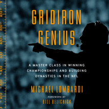 Gridiron Genius Cover