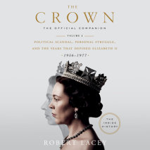 The Crown: The Official Companion, Volume 2 Cover