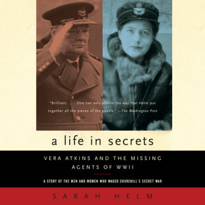 A Life in Secrets cover
