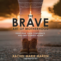 The Brave Art of Motherhood Cover