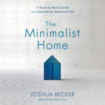 The Minimalist Home Cover