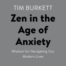 Zen in the Age of Anxiety Cover