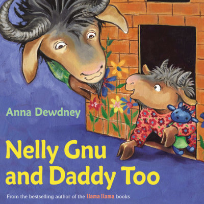 Nelly Gnu and Daddy Too cover