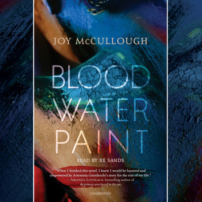 Blood Water Paint cover
