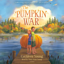 The Pumpkin War Cover