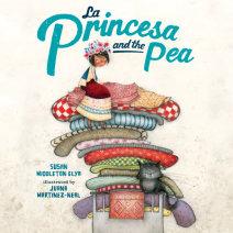 La Princesa and the Pea Cover
