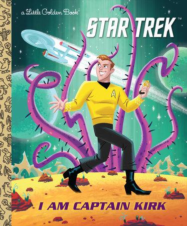 I Am Captain Kirk (Star Trek) by Frank Berrios