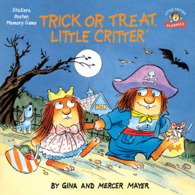 Trick or Treat, Little Critter