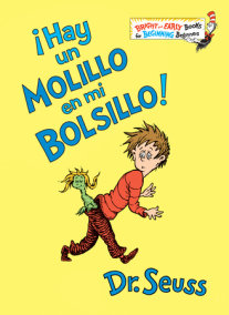 ¡Hay un Molillo en mi Bolsillo! (There's a Wocket in my Pocket Spanish Edition)