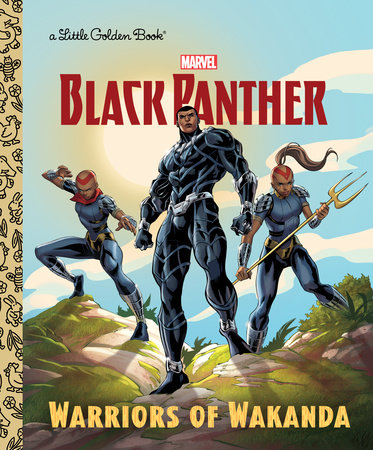 Warriors of Wakanda (Marvel: Black Panther) by Frank Berrios