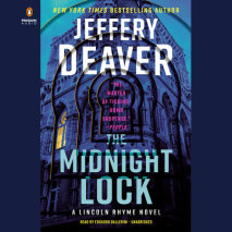 The Midnight Lock Cover