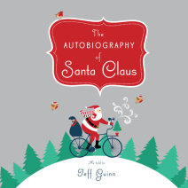 The Autobiography of Santa Claus Cover