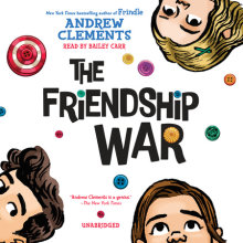The Friendship War Cover