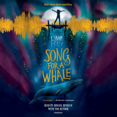 Song for a Whale cover