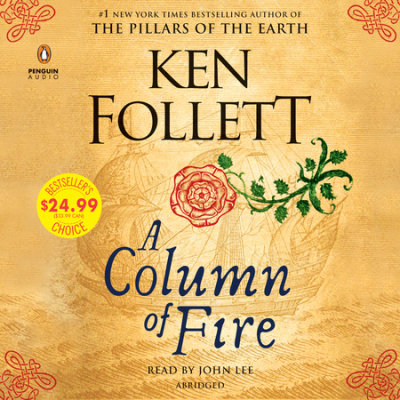 A Column of Fire cover