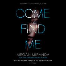 Come Find Me Cover