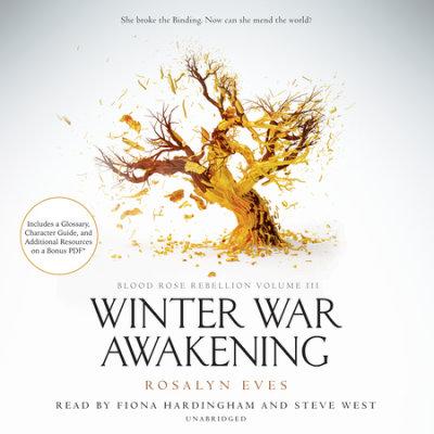 Winter War Awakening (Blood Rose Rebellion, Book 3) cover