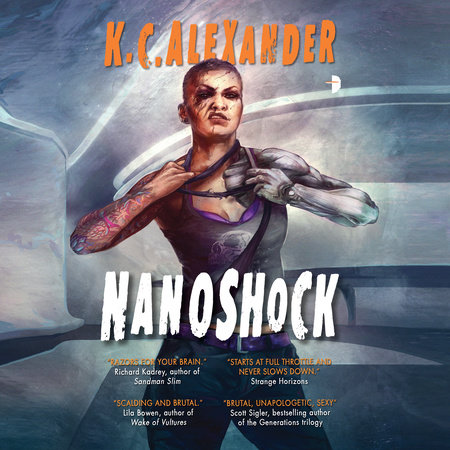 Nanoshock by K C Alexander