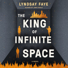 The King of Infinite Space Cover