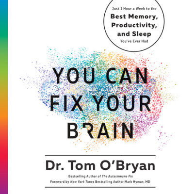 You Can Fix Your Brain cover