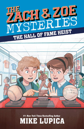 The Hall of Fame Heist by Mike Lupica