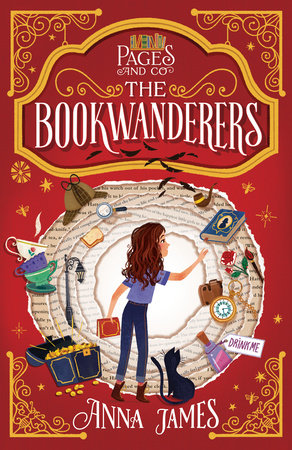 Pages & Co.: The Bookwanderers by Anna James