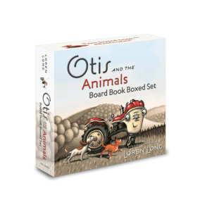 Otis and the Animals Board Book Boxed Set