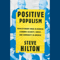Positive Populism Cover