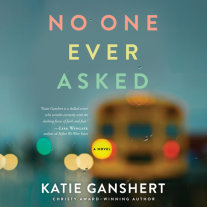 No One Ever Asked Cover