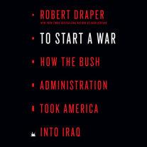 To Start a War Cover