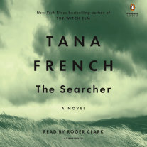 The Searcher Cover