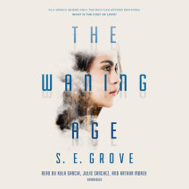 The Waning Age Cover