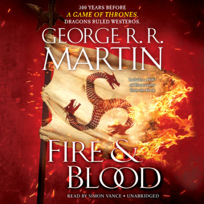 Fire & Blood cover