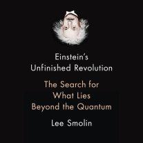 Einstein's Unfinished Revolution Cover