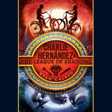 Charlie Hernández & the League of Shadows Cover