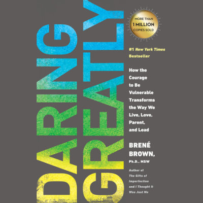 Daring Greatly cover