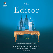 The Editor Cover