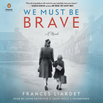We Must Be Brave Cover