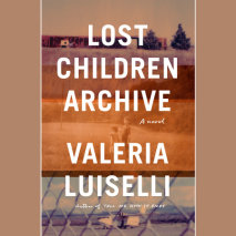 Lost Children Archive Cover