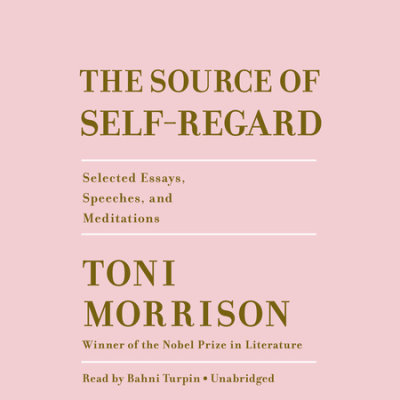 The Source of Self-Regard cover