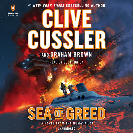 Sea of Greed by Clive Cussler and Graham Brown