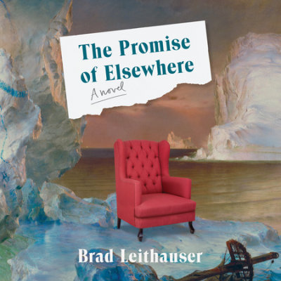 The Promise of Elsewhere cover