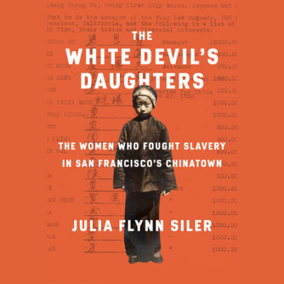 The White Devil's Daughters cover