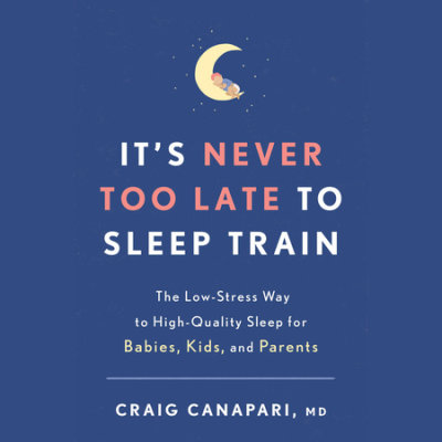 It's Never Too Late to Sleep Train cover