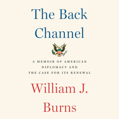 The Back Channel cover
